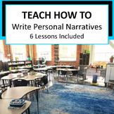Writers Workshop: Personal Narrative