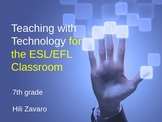 6 great online tools for the ESL EFL classroom