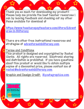 Traits Of Writing Spanish Mentor Text List