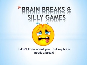 6 quick Brain Breaks for Junior High or High School Students
