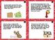 60 Adding Decimals Task Cards 5th Grade FSA Style Questions  Winter Theme