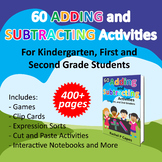 60 Adding and Subtracting Activities
