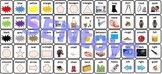 60 Attributes Flash Cards. Autism Aspergers ABA Resource ASD SEN