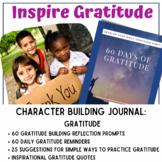 60 Days of Gratitude: A Daily Journal: Galaxy Design