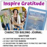 60 Days of Gratitude: A Daily Journal: Sunrise Design