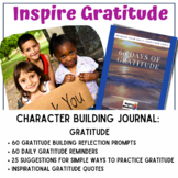 60 Days of Gratitude: A Daily Journal: Waves Design