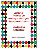 60+ Kinder-1st Games, Activities, Centers For Adding Within 20