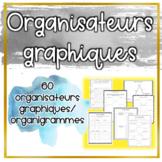 60 Organigrammes (organisateurs graphiques) différents