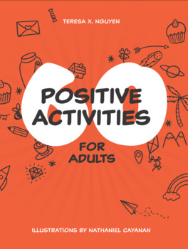 Creative Writing Prompts Discussion Starters: 60 Positive Activities Adults