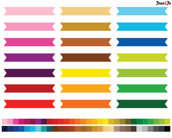 60 Ribbon Banner Label frame Clipart Ribbon Clipart Borders Clipart Tag clipart