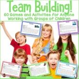 60 Team Building Games and Activities