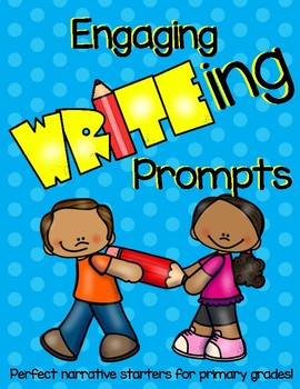 60 Writing Prompts for Primary