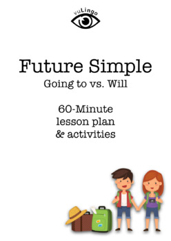 60-minute Lesson: FUTURE SIMPLE (Going to vs. Will)