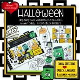 60 pages Halloween sing-along book with Multiple Group Activities