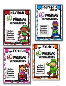 60 reproducibles para el regreso a clases ¡En español!