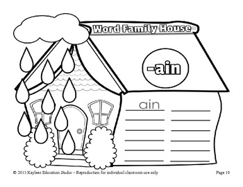 60 word family houses