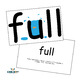 607 SnapWords® Sight Word Teaching Cards