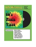 1960's Music Video Project