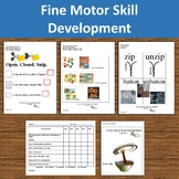 Fine Motor Skills for School Success--61 Essential Skills