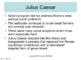 Roman Empire, Medieval Europe and Julius Caesar Introduction PPT Intro