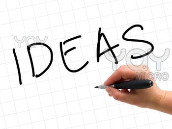 6+1 Traits of Writing Ideas