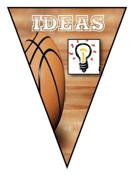 6+1 Writing Traits Sports Theme Headings