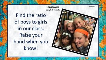 6.1.A Math Module 1 Topic A Engage NY 6th Grade Eureka Math Ratios
