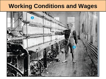 WORLD UNIT 10 LESSON 2. Impact of the Industrial Revolution POWERPOINT