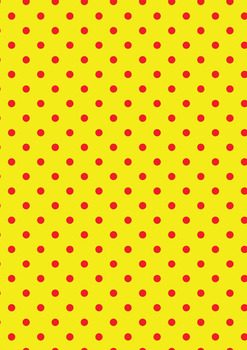 62 colorful polka dot papers