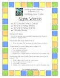 63 Sight Words