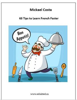 63 Tips to Learn French Faster (#135)