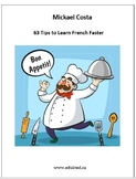 63 tips to learn French, French Immersion and core french (#134)