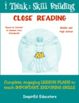 6305 Close Reading - Complete Skill Building Unit