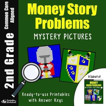 2nd Grade Money Story Problems
