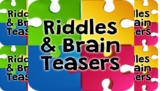 64 Illustrated Riddles and Brainteasers with Answers - Gre