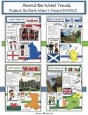 Christmas Around The World & Regular Travels United Kingdom BUNDLE