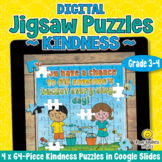 64-Piece DIGITAL JIGSAW PUZZLES Online Games about KINDNES