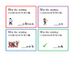 64 Task Cards Beginning Consonant Letters L M P S T W X Y Z  Write Read Journal