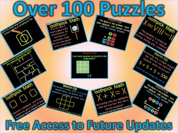 Brain Teasers - Math Puzzles for PowerPoint - Logic Puzzles