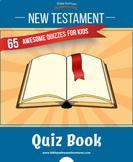 65 New Testament Quizzes Activity Book