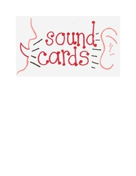 67 Sound Card Picture Cues