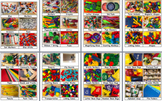 68 Classroom Labels - Printable