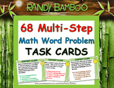 Multi-Step Math Word Problems