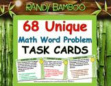 Unique Math Word Problems