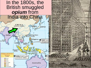 UNIT 10 LESSON 8. Imperialism in China POWERPOINT