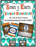 Reward Coupons~ 69 Interactive Scan & Earn QR Codes ~Use w