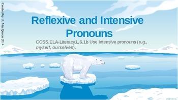 6.L.1b Intensive Pronouns