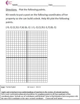 6.NS. Number System All Standards 6th Grade Common Core Math Worksheets