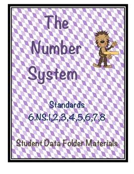 6.NS Number System Student Data Folder