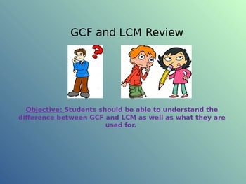 6NSA1 6NSB4 GCM and LCM Review